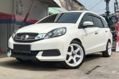 HONDA-BRIO-Volk-Rays-TE37-R17X9.0-10.0-PCD-5X1143-ET-30-25-GT-Radial-205-45-R17