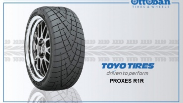 Toyo Proxes R1R Peformance