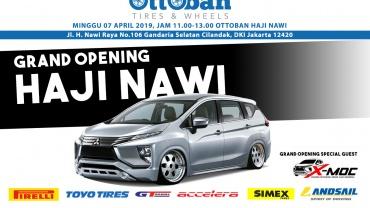 Grand Opening Ottoban HJ.Nawi