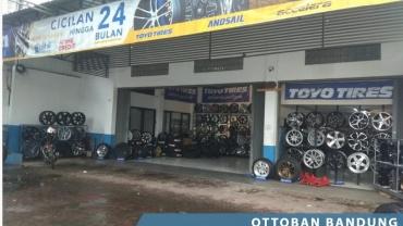 Ottoban Bandung, Toko Velg & Ban di Bandung