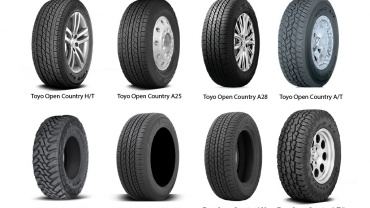 Review Ban Toyo Open Country, Ban Untuk Truk SUV & CUV