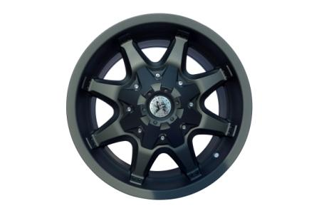 AMERICAN OUTLAW Ring 16 PCD 5X114'3