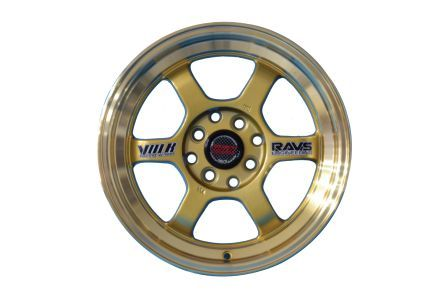 AMW VOLK RAYS Ring 15 PCD 8X100