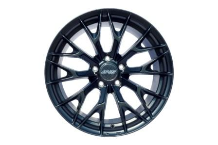 APEX Ring 18 PCD 5X114'3 Satin Black
