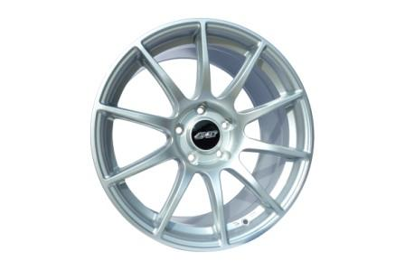 APEX Ring 18 PCD 5X120 Race Silver