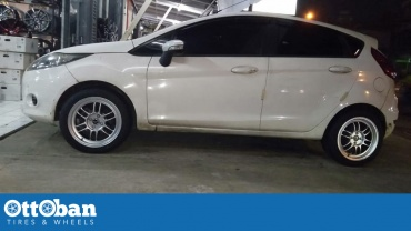 Tips Modifikasi Velg Ford Fiesta Style Sporty Daily Use