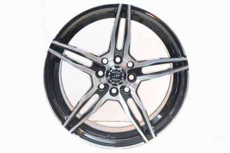 JF LUXURY 224 Ring 16 PCD 8X100 ET 38