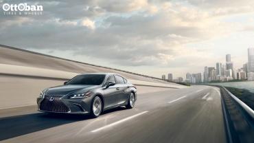Mobil Lexus ES Memberikan Citra Yang Baru