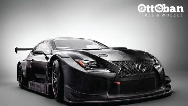 Lexus RC F Menjadi Andalan untuk Balap GT3