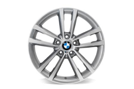 Placeholder BMW Ring18 Pcd 8X100 ET35