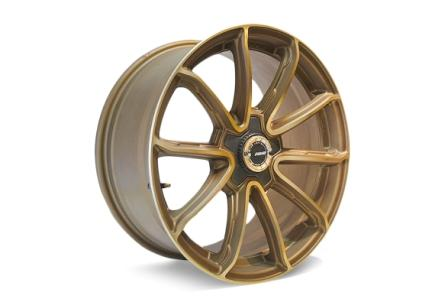 RAYS 57 GETTER Ring 18 5X100 Bronze