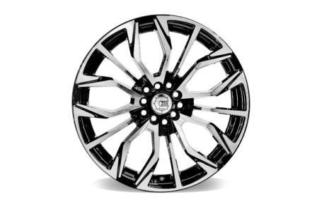 ZEN WHEELS Ring18 PCD 8X100 ET35