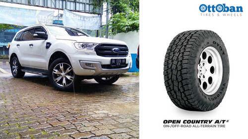 Gunakan Toyo Tires Agar Berkendara Lebih Aman dan Nyaman