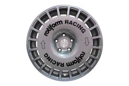 Rotiform Racing Ring 18X8.5 PCD 5X114,3 ET 40 Gunmetal