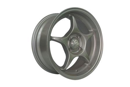 Enkei RP 01 Ring 14X6.0 PCD 4X100 ET 35 Silver