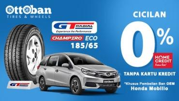 Promo Bunga 0% Setiap Pembelian Ban Mobil di Seluruh Cabang Ottoban