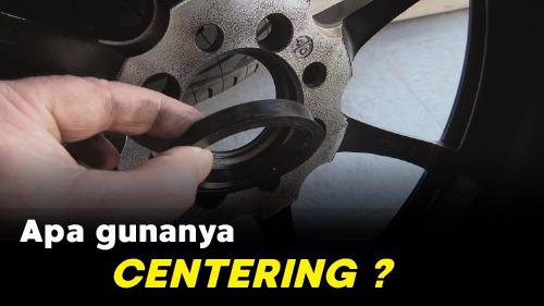 Apa Gunanya Centering?
