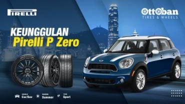 Keunggulan Pirelli P Zero