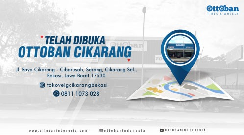 OTTOBAN INDONESIA BUKA CABANG BARU DI CIKARANG