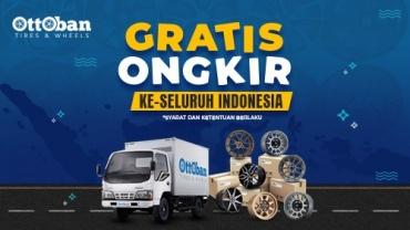 BELANJA ONLINE DI OTTOBAN DAPATKAN PROMO GRATIS ONGKIR  SELURUH INDONESIA
