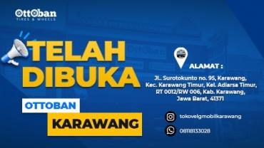 TELAH BUKA CABANG KE -25 TOKO OTTOBAN DI KARAWANG JAWA BARAT