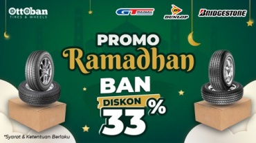 PROMO RAMADHAN BELI BAN MOBIL DISKON HINGGA 33%